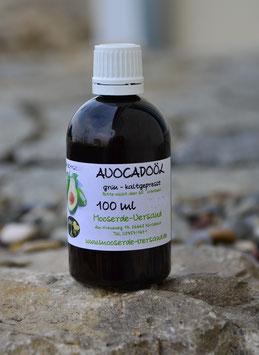 Avocadoöl grün kaltgepresst 100 ml