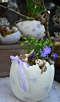 Pflanzei Terracotta mittel