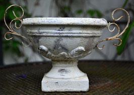 Amphore terracotta mit Henkeln klein
