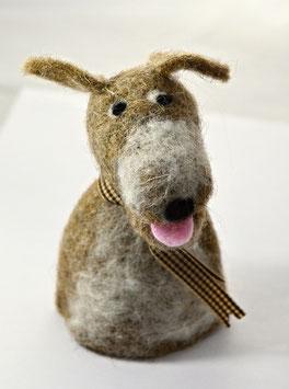 Filzeierwärmer Hund