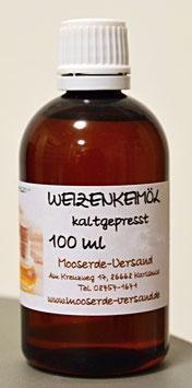 Weizenkeimöl kaltgepresst 100 ml