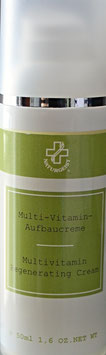 Multi-Vitamin-Aufbaucreme  50 ml