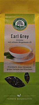 Grüntee Earl Grey 50 g