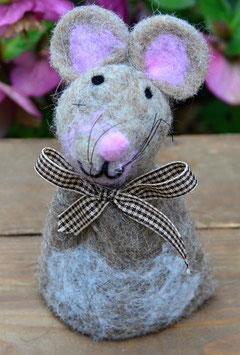 Filzeierwärmer Maus