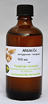 Arganöl kaltgepresst  100 ml