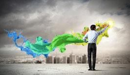 Kreativität Duftöl 10 ml  Ätherische Öle Mischung naturrein