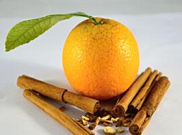 Orange-Zimt Duftöl 10 ml  Ätherische Öle Mischung naturrein