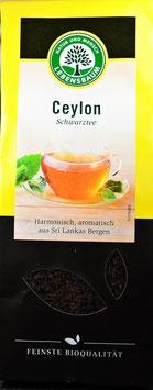 Schwarztee Ceylon Tee 75 g