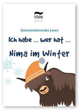 Nima im Winter  - Lesekette - Ich habe ... wer hat ... Spiel