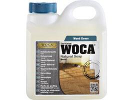 Holzbodenseife WOCA 1 Liter Weiss