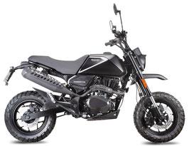 Crossfire 125 XS schwarz