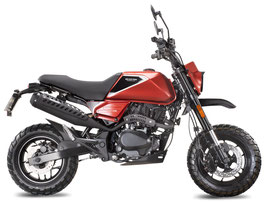 Crossfire 125 XS rot