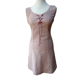 Robe chasuble avec Laçage - 6 Variations