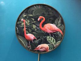 Wandleuchte Pink Flamingo
