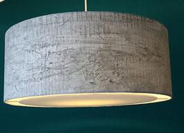 Lampenschirm flat T 44 Beton
