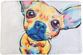 Badematte Chihuahua