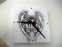 Corazón candado