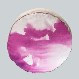 Meditationskissen Pink