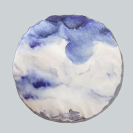Meditationskissen Wolken