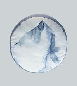 Meditationskissen Berg