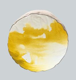Meditationskissen Gelb