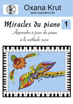 Miracles du piano edition 1