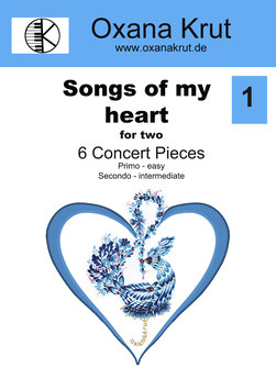 Songs of my heart for two
