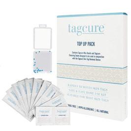 Tagcure - Refill Pack zum Entfernen von Fibrom, Warze, Stielwarze oder Hautausstülpung (Tagcure Refillpackung 20 Microbänder)
