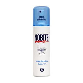 Nobite Anti-Mücken Hautspray Sensitive, 100ml
