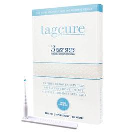 Tagcure - Set zum Entfernen von Fibrom, Warze, Stielwarze oder Hautausstülpung - schonend durch Microbänder/Microband (Tagcure Starter Set 10 Microbänder)