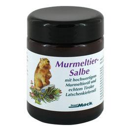 Mack Murmeltier Salbe 100 ml