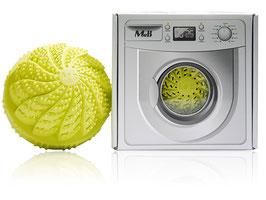 Biologischer Waschball - sauber waschen ganz ohne Waschmittel