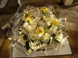 Glas Dekospiegel 28 x 28 cm