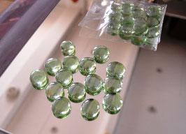 Dekoration Glassteine 15 Stück im Beutel