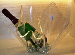 Acrylglas Schale Deluxe groß rund