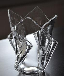 Acrylglas Vase Deluxe mittel