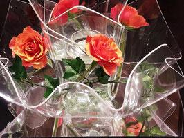 Dekospiegel aus Acrylglas 32 x 20 cm