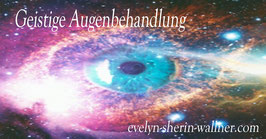 Geistige Augenbehandlung