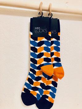 Orange&blau