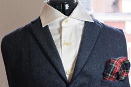 Tuch - schottischer Style - rot&blau karriert