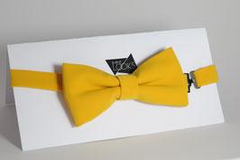 Fliege - gelb