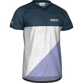 New!! TRIMTEX Basic mesh Shirts S/S(Ocean Storm)