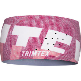 TRIMTEX  Reflect Airヘッドバンド(コーラルピンク)