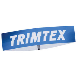 TRIMTEX Speed ヘッドバンド(スカイブルー・ホワイト)