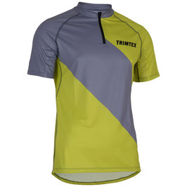New!! TRIMTEX Trail T shirts(Light Steel/Lime)