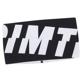 TRIMTEX  Bi elastic High Headband(Black/White)