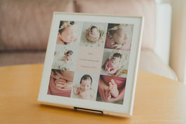 Photo frame + Data_300×300mm