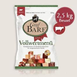Graf Barf Vollwertmenü Rind