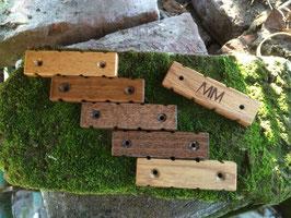 Ersatz Holzblöcke für Holzpedalen