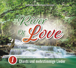 3 CDs: River of Love 1 + Life is more + Pachamama + Liederbuch River of Love zum Sonderpreis von 70.00 Euro statt 79,90 Euro